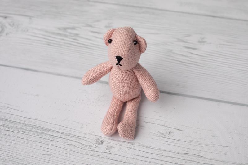 Flossy Pink Bear