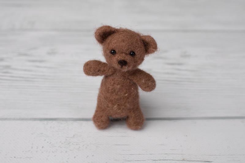 Tiny Brown Bear