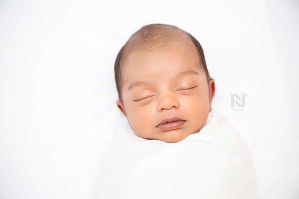 Sleeping peacefully - Newborn photography