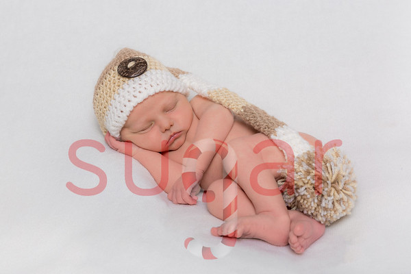 Olivers Newborn Photoshoot