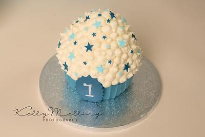 yummy cake childrens cake smash photography, preston, lancashire
