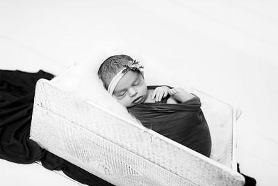 00009--©ADHPhotography2020--Miller--Newborn--January15bw