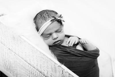 00007--©ADHPhotography2020--Miller--Newborn--January15bw