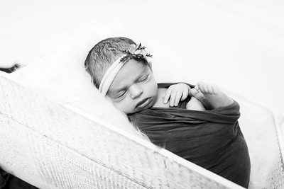 00004--©ADHPhotography2020--Miller--Newborn--January15bw