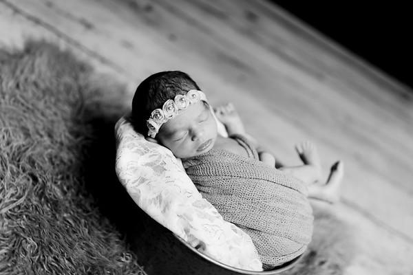 00411--©ADHPhotography2020--Miller--Newborn--January15bw