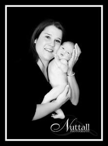 Adalynn Newborn 029bw