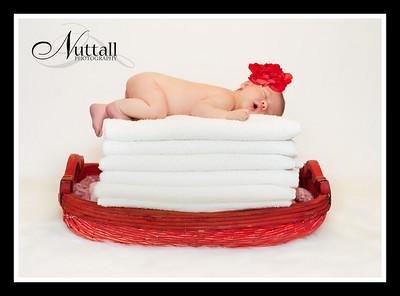Adalynn Newborn 064 bow