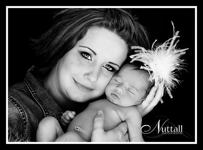 Addison Newborn 011bw