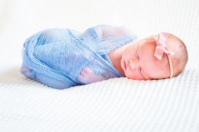 Adelia Barney Newborn