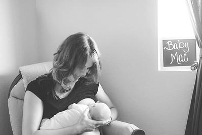 Aiden McFarland Newborn ~ 8 2014-9