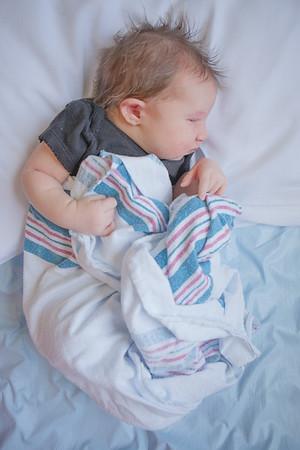 Baby Delilah Hospital