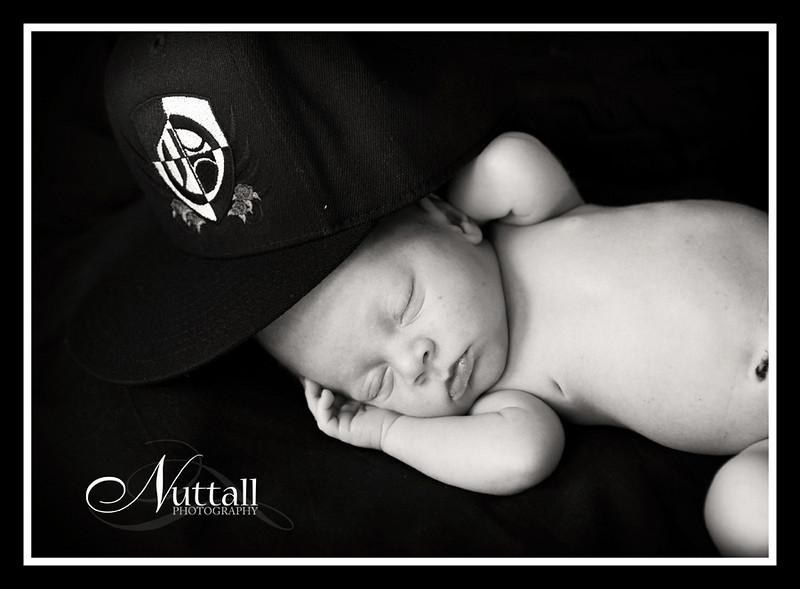 Cruz Newborn 140bw