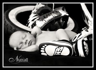 Cruz Newborn 134bw