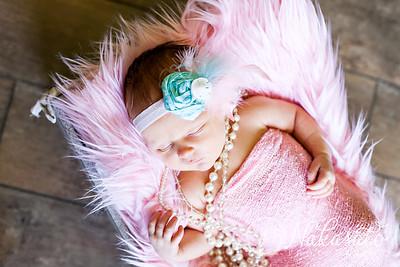 Eleanor {newborn session}