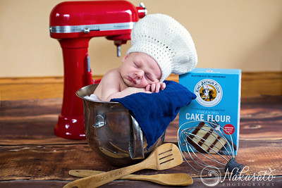 George {newborn session}
