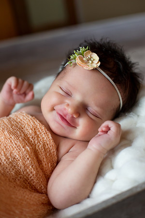 Gwen {newborn session}
