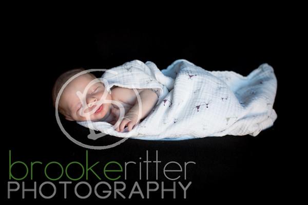 Hudson Rogers Newborn 2016