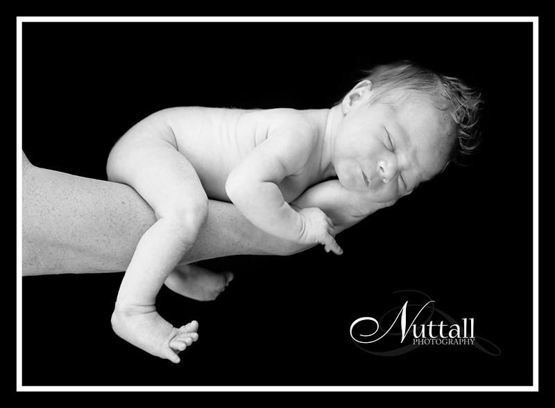 Jagger Newborn 092bw