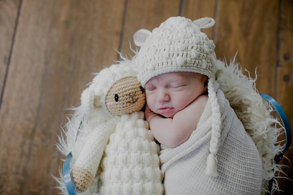 00023--©ADHPhotography2018--KasenFortin--Newborn--2018March23