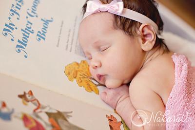 Kendall {newborn session}