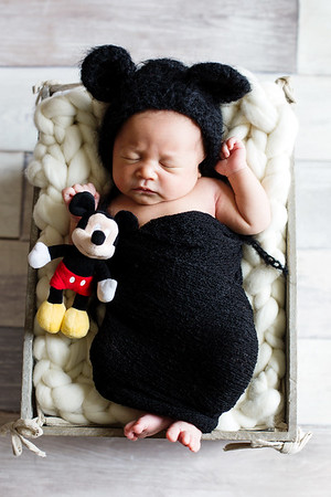 Keone {newborn session}