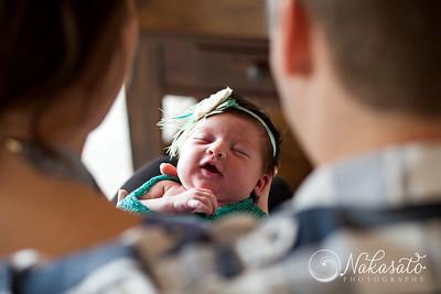 Mallory {newborn session}