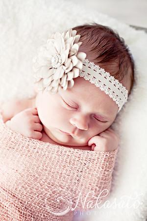 Matilda {newborn session}