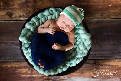 Max {newborn session}