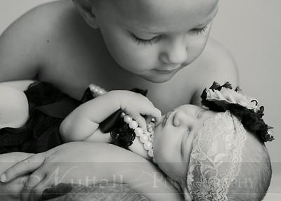 Natalie Newborn 11bw