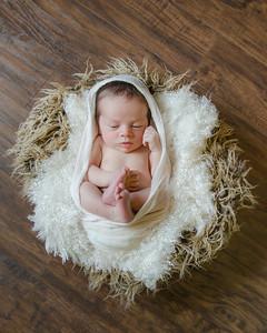 Ronin Hicks Newborn