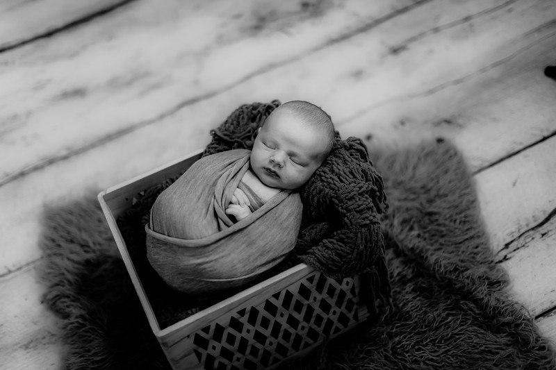 00011--©ADHPhotography2020--GriffinSheets--NewbornAndFamily--January7bw