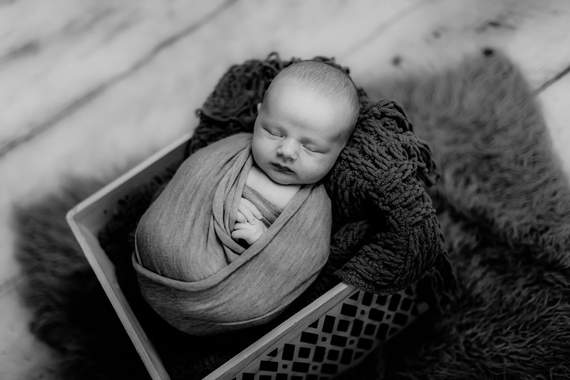 00002--©ADHPhotography2020--GriffinSheets--NewbornAndFamily--January7bw