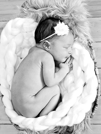 Tallulah// newborn
