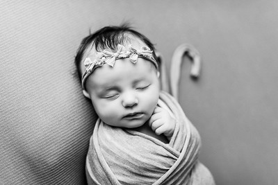 00073--©ADHPhotography2020--TENLEY--Newborn--February27bw