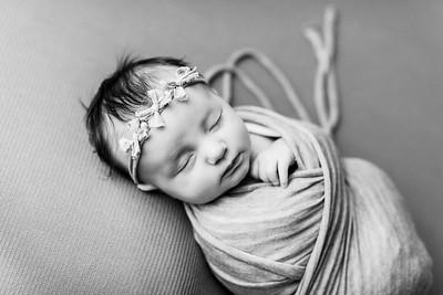00066--©ADHPhotography2020--TENLEY--Newborn--February27bw