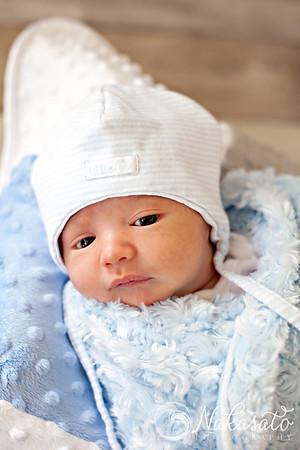 Theo {newborn session}