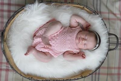 Tilly Newborn Photo