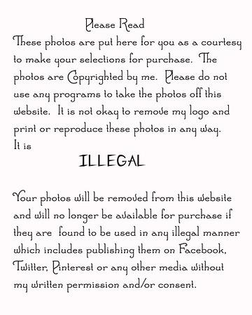 Illegal to copy photos