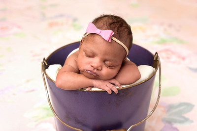 Newborn Photographer Cincinnati Studio