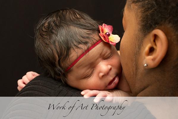 Ariana's Newborn Portraits