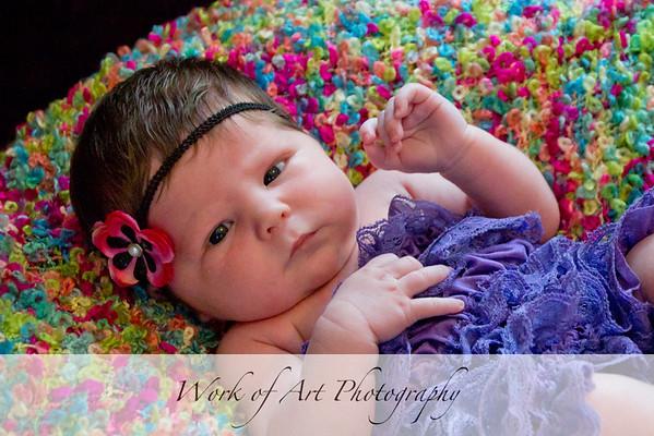 Riley Newborn Portraits
