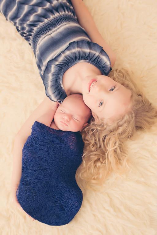 Jaxson Rawls newborn session