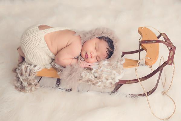 Jayden  Chavez Newborn session