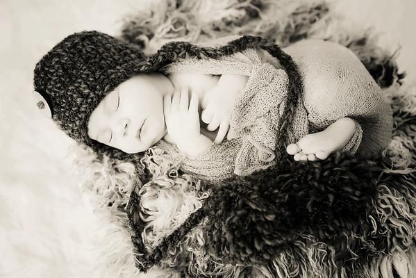 Scout Zuniga Newborn Session