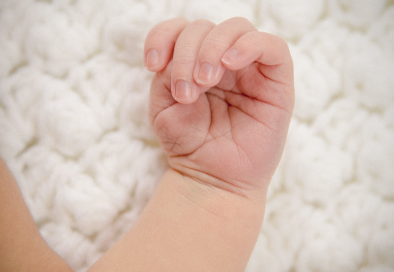 Grand Rapids, MI newborn baby girl
