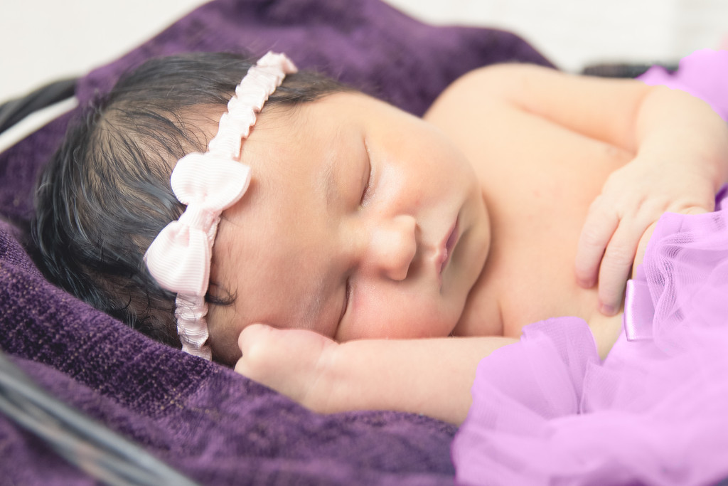 Grand Rapids, MI newborn baby girl