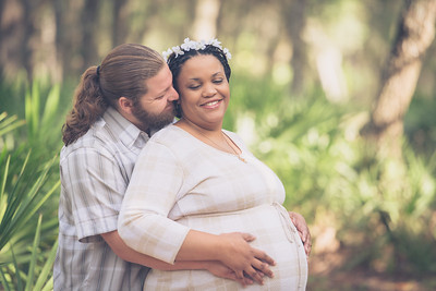 Thea and Julian's Maternity / Newborn Session