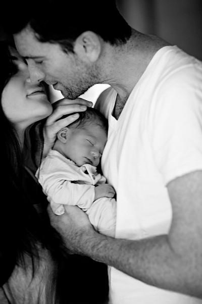 Adrea: Eron & Lisette Have A Baby!