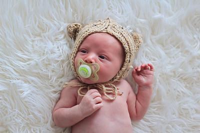 Baby Cole {Newborn}