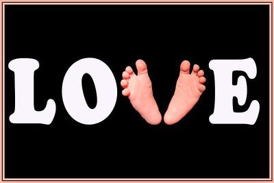 Love 16x24